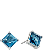 LAUREN Ralph Lauren - Estate Faceted Stone Stud Earrings