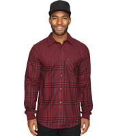 adidas Skateboarding - Boss K Flannel Top