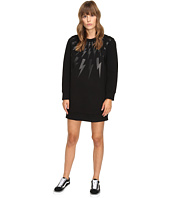 Neil Barrett - Lightning Long Fairsle Sweatshirt