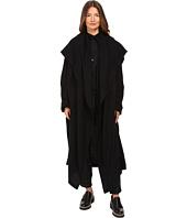 Y's by Yohji Yamamoto - U-Back Tied Coat