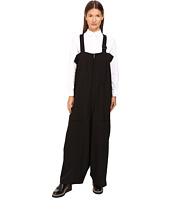 Y's by Yohji Yamamoto - Cotton Twisted Twill Overalls