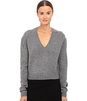 McQ - Lambswool Basic V-Neck