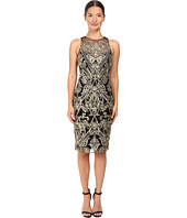 Marchesa Notte - Embroidered Sheath