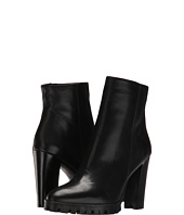 The Kooples - Anne Boots - Classic Black Smooth Leather