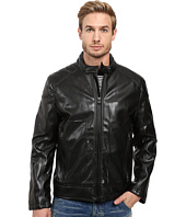 Marc New York by Andrew Marc - Sedgwick Faux Leather Moto Jacket