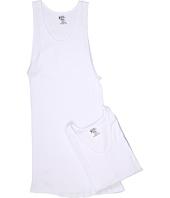 Jockey - Big Man Cotton A-Shirt 2-Pack