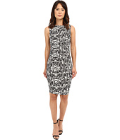 Nicole Miller - Bamboozled Lauren Linen Sheath