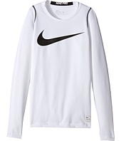 Nike Kids - Pro Hyperwarm Long Sleeve Top (Little Kids/Big Kids)