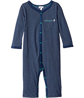 Splendid Littles - Indigo Coverall with Stripes (Infant)