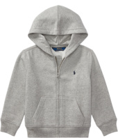 Polo Ralph Lauren Kids - Collection Fleece Full-Zip Hoodie (Toddler)