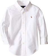 Polo Ralph Lauren Kids - Solid Oxford Shirt (Toddler)