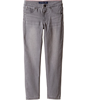 Tommy Hilfiger Kids - Five-Pocket Jeggings in Grey Wash (Little Kids)