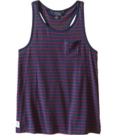 Polo Ralph Lauren Kids - Jersey Stripe Tank Top (Little Kids/Big Kids)