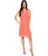 Vince Camuto - Sleeveless Float Dress with Keyhole