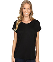 B Collection by Bobeau - Nora Scoop Neck Tee