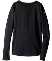 Nike Kids - Pro Warm Long Sleeve Training Top (Little Kids/Big Kids)