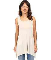 Allen Allen - Angled Two-Pocket Tunic Tank