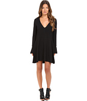 See by Chloe - Textured Jacquard Long Sleeve Dress