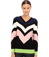M Missoni - Graphic Intarsia Sweater