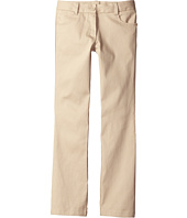 Nautica Kids - Girls Plus Bootcut Twill Pants (Big Kids)