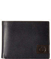 Timberland - Cloudy Leather Tab Passcase Wallet