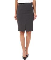 kensie - Heather Stretch Crepe Pencil Skirt KS2K6226