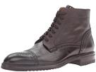 Captoe Pebble Grain Leather 7 Eyelet Boot