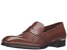 Penny Loafer w/ Apron Toe