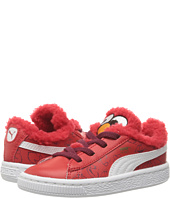 Puma Kids - Basket Sesame Elmo (Toddler)
