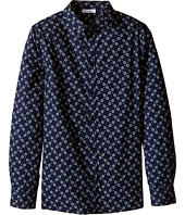 Dolce & Gabbana Kids - City Fiorellini Print Shirt (Big Kids)