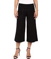 Jag Jeans - Roxie Gaucho Double Knit Ponte in Black