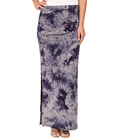 Three Dots - Lea Shired Maxi Skirt w/ Side