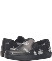 Dolce & Gabbana Kids - City Crown Slip-On Sneaker (Little Kid/Big Kid)