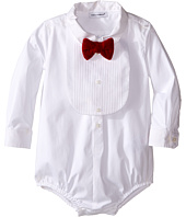 Dolce & Gabbana Kids - Formal Tuxedo One-Piece (Infant)