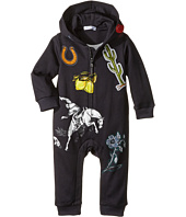 Dolce & Gabbana Kids - City Cavallo Western One-Piece (Infant)