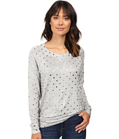 Splendid - Corrine Polka Dot Sweatshirt