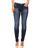 Mavi Jeans - Adriana Mid-Rise Super Skinny in Indigo Tribeca