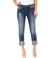 Mavi Jeans - Ada Relaxed Boyfriend in Dark Patched Vintage