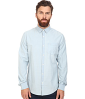 Original Penguin - Long Sleeve Indigo Lawn