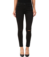 ETIENNE MARCEL - EM7360 Skinny Frayed Bottom Ripped Knee