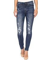 G-Star - 3301 Ultra High Skinny Fit Jeans in Hadron Stretch Denim Medium Aged Antic Restored