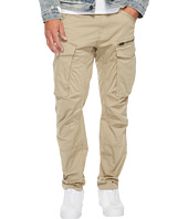 G-Star - Rovic Zip 3D Tapered Fit Pants in Premium Micro Stretch Twill Dune