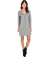 Michael Stars - Birdseye Brushed Pique A-Line Mini Dress