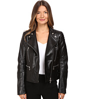 BELSTAFF - Sidney Nappa Satin Leather Jacket