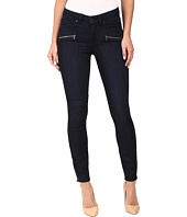 Paige - Jane Zip Ultra Skinny in Abrielle No Whiskers