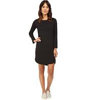 Alternative - East Side Long Sleeve Cotton Modal Dress