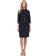 Calvin Klein - Denim Roll-Up Dress CD6X2R6N