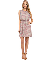 Lucky Brand - Printed Paisley Dress