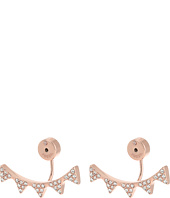 Fossil - Spike Ear Jackets Earrings