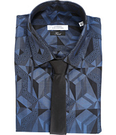 Versace Collection - Printed Button Down Shirt